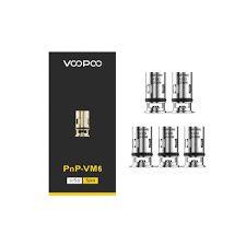 Resistência Coil VooPoo  PnP-VM6 ( DRAG X )