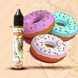 E-Liquido Donuts (FreeBase) - Number 1