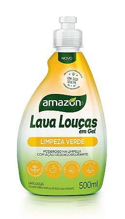 Detergente Lava Louças em Gel