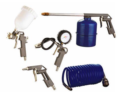 Kit de Acessórios para Compressor (5 Peças) - PRO-517K