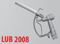 """Gatilho para abastecimento com giratório. Rosca 1"""" BSP LUB 2008"""