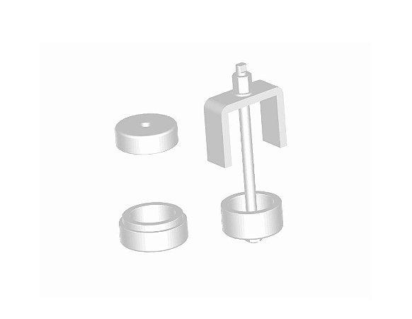 Extrator e instalador extrator e instalador das buchas da suspensão traseira de veículos. (RAVEN 114004)