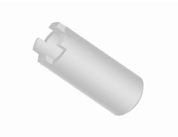 """Chave de garras com encaixe de 1/2"""", para a porca de fixação do porta injetor de motores. (RAVEN 711012)"""