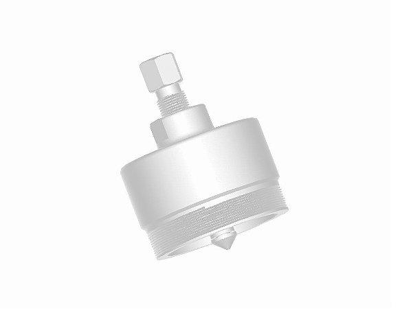 Extrator do cubo da roda dianteira de eixos. (RAVEN 713012)