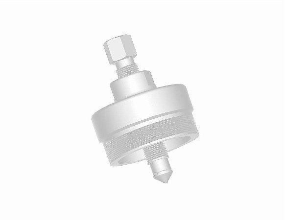 Extrator do cubo de roda dianteira do eixo VL 2/13C. (RAVEN 713013)
