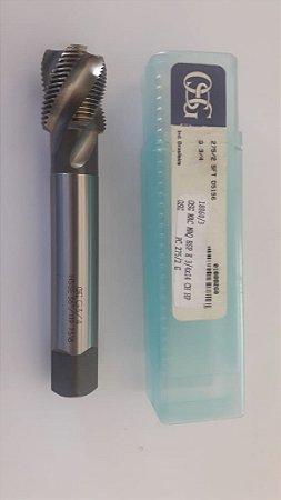 """Macho Máquina BSP 3/4""""x14 p/tubo CH HP 275/2 G"""