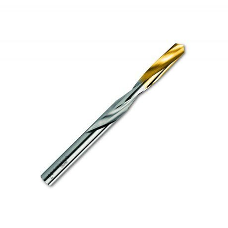 Broca aço rápido 12,00mm DIN338 TW103