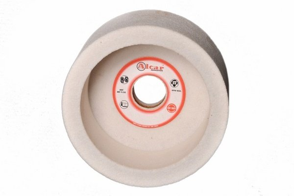 Rebolo Copo Branco  101,6x50,8x31,8x12,7mm GRÃO-60