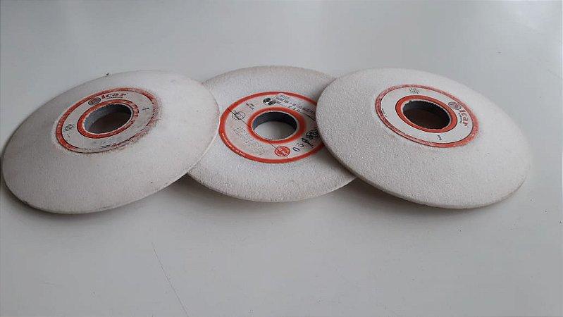 Rebolo Prato Branco 152,4x12,7x31,8 GRÃO- 80