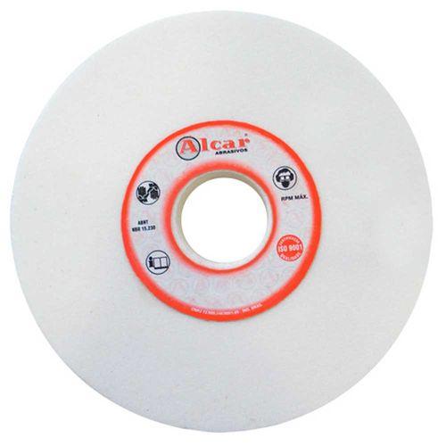 Rebolo Reto Branco 203,2x25,4x31,8 GRÃO- 36