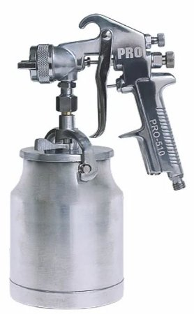 Pistola Pintura Sucção 1,6mm PRO-510