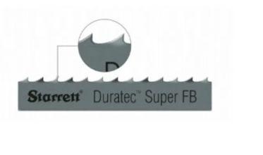 Serra Fita 13mm x 0,65 MHOOK 4 dentes p/ pol. 30MT PBII Bi-Metal