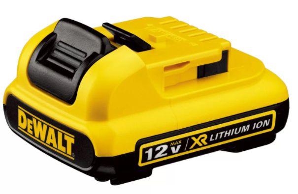 Bateria Íons Lítio 12V 2,0Ah DCB127