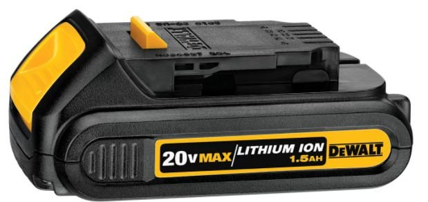 Bateria Íons Lítio 20V 1,5Ah DCB201-B3