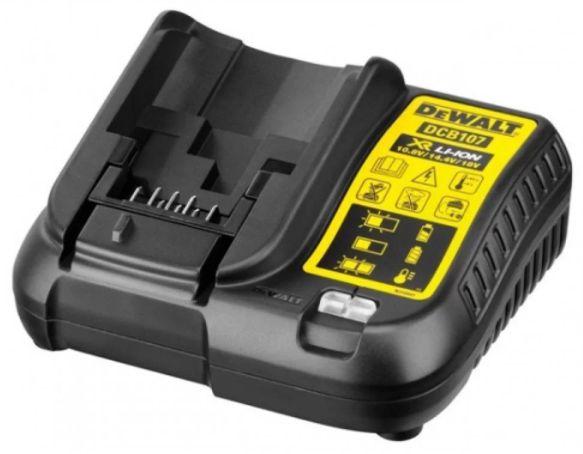 Carregador de Bateria para Parafusadeira 12-20V DCB107
