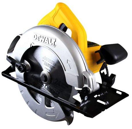 "Serra Circular Elétrica 7.¼"" 1400W-220V DWE560-B2"