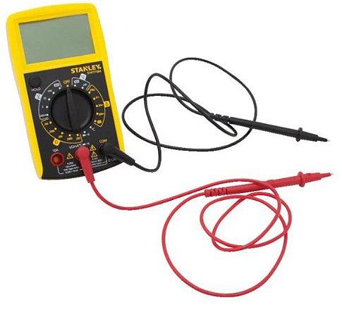 Multimetro Digital com Sensor STHT77364