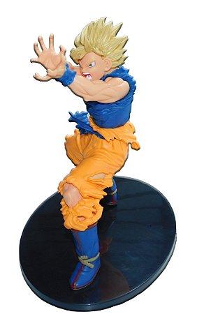 Goku SSJ Kame-Hame-Ha!