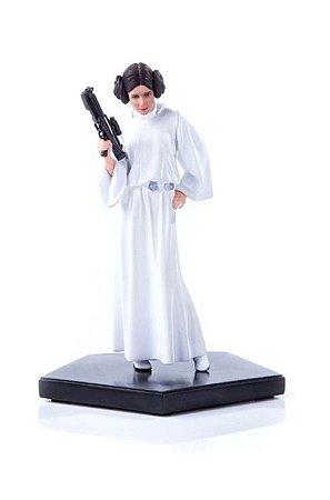 Princesa Leia - Star Wars Art Scale 1/10 - Iron Studios