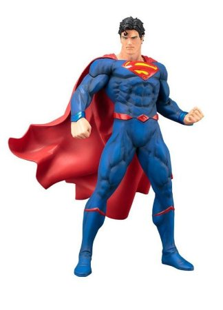 Superman - Série Rebirth DC Comics - ArtFX+Statue