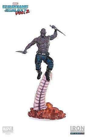 Drax Guardiões da Galáxia 2 - 1/10 Art Scale Iron Studios