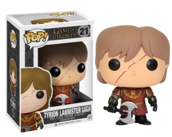 Funko Pop - Tyrion Lannister Game of Thrones