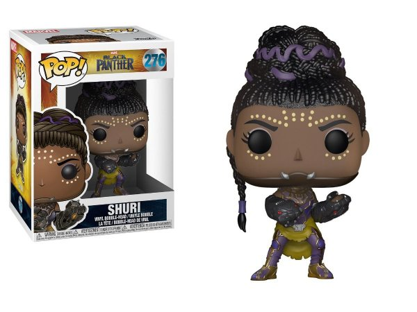 Funko Pop - Shuri Marvel Movies Black Panther