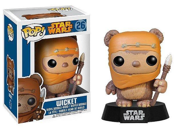 Funko Pop! Star Wars - Wicket