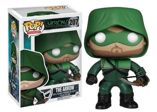 Funko Pop - Arrow DC Comics Television The 'Hood'