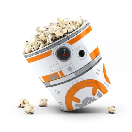 Balde de Pipoca BB8 - Star Wars