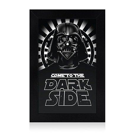 Luminária Come to the Dark Side