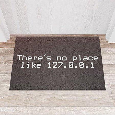Capacho Geek IP 127.0.0.1
