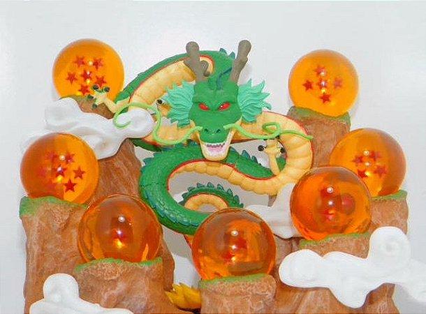 Conjunto -  Shenlong e Esferas do Dragão