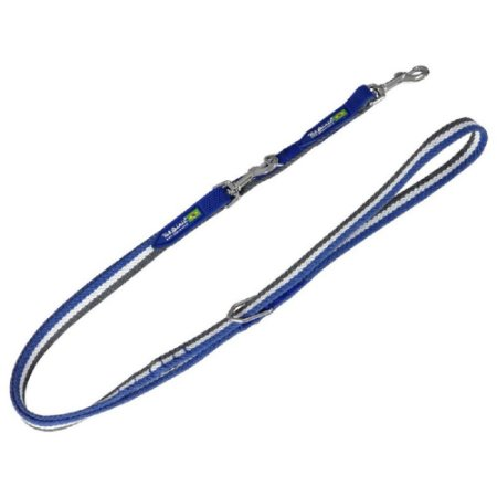 Guia Multifuncional p/ Cães K-9 Spirit Carabineer LX Azul G