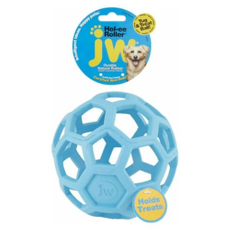 Bola JW Holee Roller Azul M