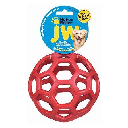 Bola JW Holee Roller Vermelha M