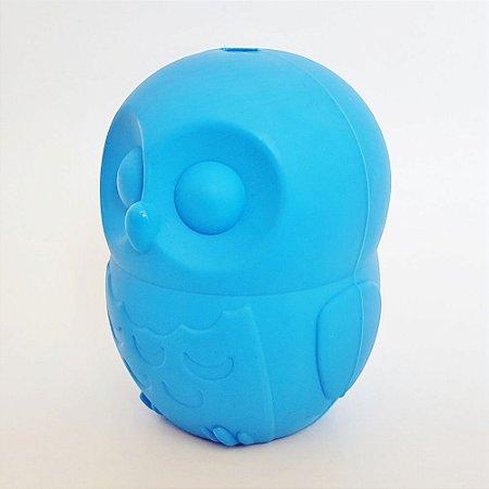 Brinquedo Pet Games Corujinha Azul P