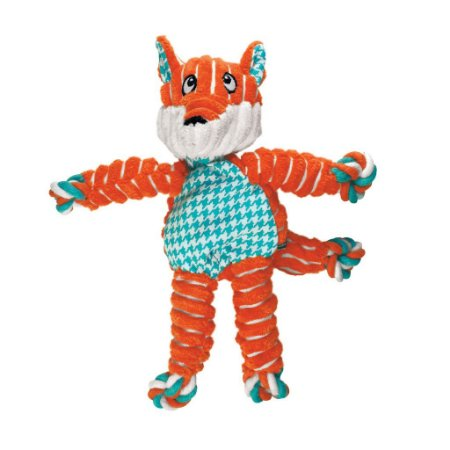 Brinquedo Kong Floppy Knots Fox G