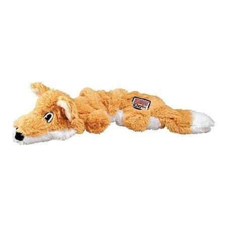 Brinquedo Kong Scrunch Knots Fox P