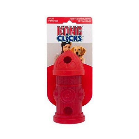 Brinquedo Kong Clicks Hydrant
