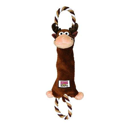 Brinquedo Kong Tugger Knots Alce G