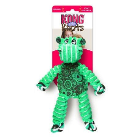 Brinquedo Kong Floppy Knots Hippo P