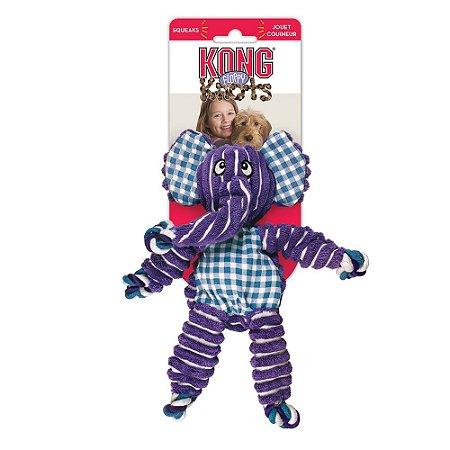 Brinquedo Kong Floppy Knots Elephant G