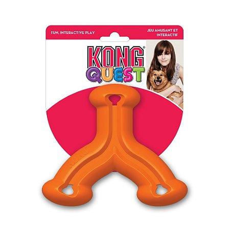 Brinquedo Kong Quest Wishbone P