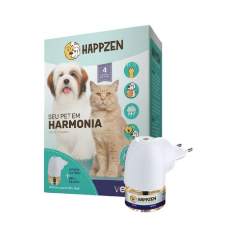 Difusor Anti-Stress Happzen com Refil 30 ml