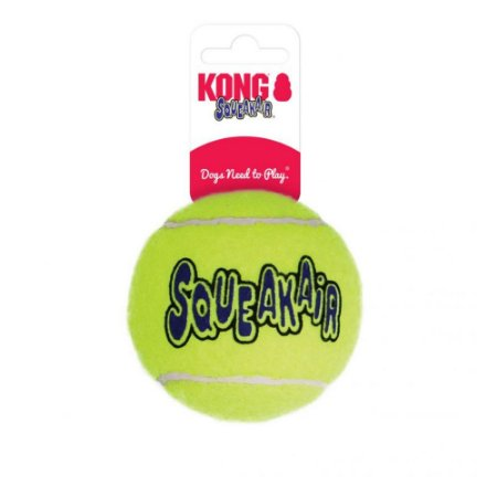 Bola Kong Squeakair Tennis Grande