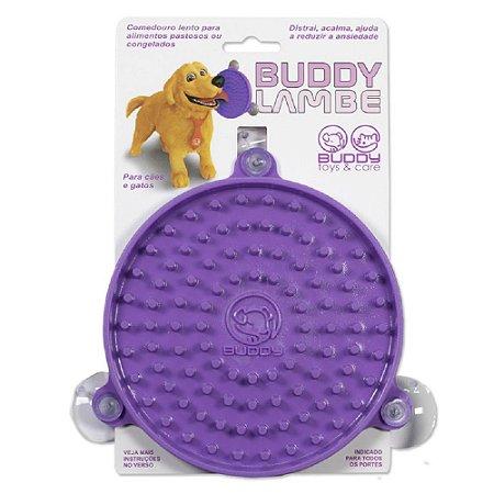 Comedouro Lento p/ Cães Buddy Toys Lambe
