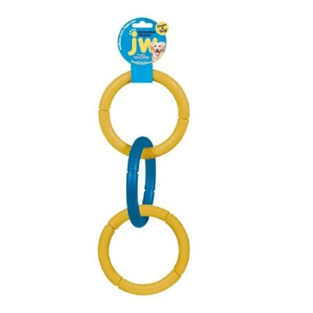 Brinquedo Cabo de Guerra p/ Cães JW Invincible Chains