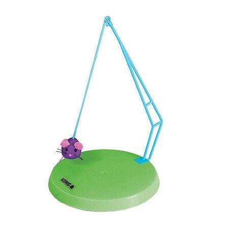 Brinquedo p/ Gatos Kong Cat Active Sway 'n Play c/ Catnip