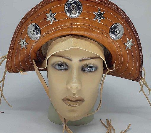 Chapéu de Cangaceiro Maria Bonita Baulado